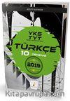 YKS TYT 2019 Türkçe Yeni Nesil 10 Deneme