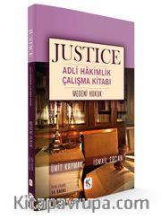 Justıce Adli Hakimlik Çalışma Kitabı Medeni Hukuk