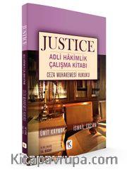 Justıce Adli Hakimlik Çalışma Kitabı Ceza Muhakemesi Hukuku