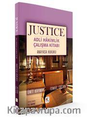 Justıce Adli Hakimlik Çalışma Kitabı Anayasa Hukuku