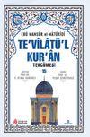 Te'vilatü'l Kur'an Tercümesi 15