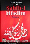 Sahih-i Müslim Muhtasar (Tek Cilt-ithal kağıt)