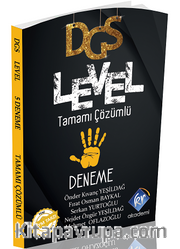 DGS Level 5 Çözümlü Deneme 2019