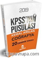 2019 KPSS'nin Pusulası Coğrafya Tamamı Çözümlü 20 Deneme