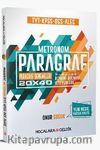 TYT KPSS DGS ALES Paragraf Metronom 20x40 Paragraf Denemeleri