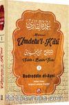Umdetu'l-Kari (1. Cilt)