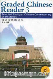 Graded Chinese Reader (3) 1000 Words +MP3 CD (Çince Okuma)