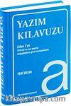 Yazım Kılavuzu (Plastik Kapak, 1.hm)