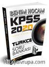 2020 KPSS Türkçe Tamamı Çözümlü Soru Bankası