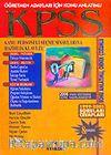 KPSS Öğretmen Adayları İçin Konu Anlatımlı / Hazırlık Kılavuzu / 2006 Sistemine Göre Hazırlanmıştır