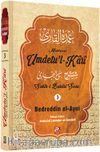 Umdetu'l-Kari (3. Cilt)
