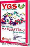 YGS Matematik 3 Konu Anlatımlı